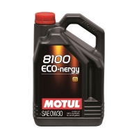 Моторное масло MOTUL 8100 Eco-nergy 0W30, 5л